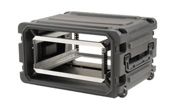 4U Roto Shockmount Rack Case - 24